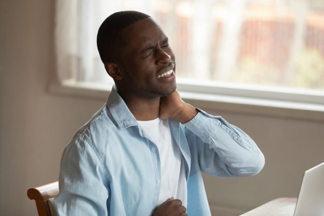 Simple Remedies for Common Neck Pain